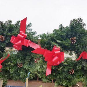 christmas wreaths ireland