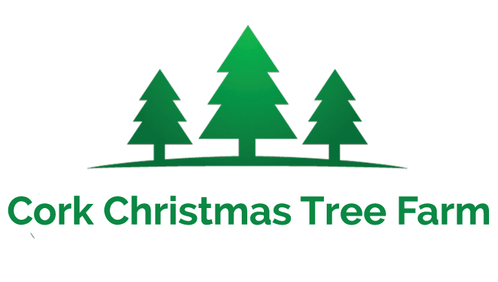cork christmas tree farm logo