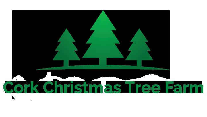 cork christmas tree farm logo